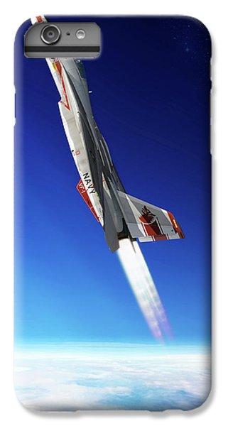 Vertical Burn IPhone 6 Plus Case by Dorian Dogaru