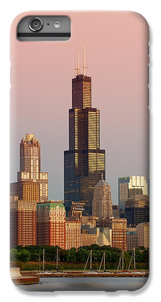 Wake Up Chicago IPhone 6 Plus Case by Sebastian Musial