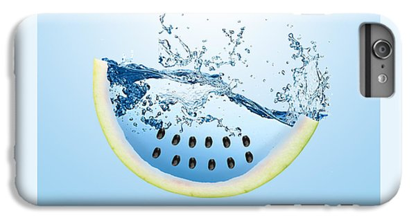 Watermelon Splash IPhone 6 Plus Case by Marvin Blaine