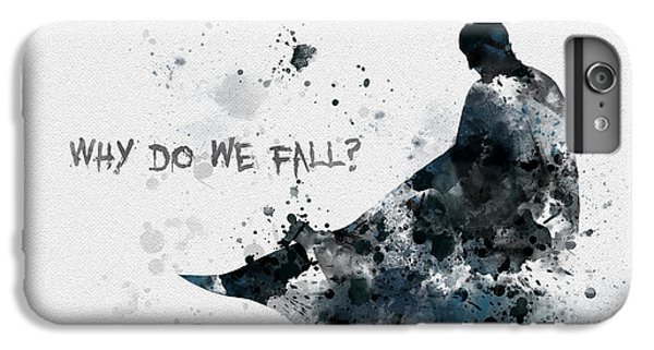 Why Do We Fall? IPhone 6 Plus Case by Rebecca Jenkins