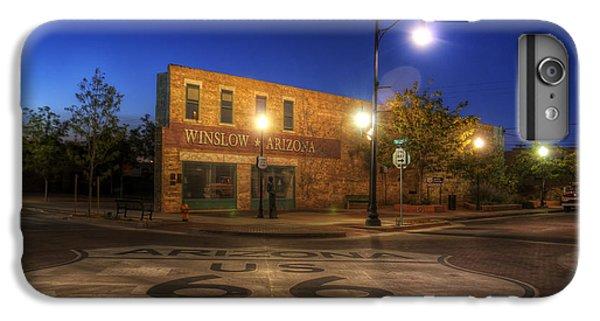 Winslow Corner IPhone 6 Plus Case by Wayne Stadler