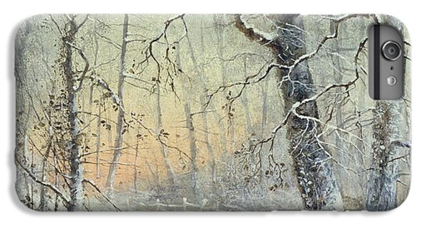 Winter Breakfast IPhone 6 Plus Case by Joseph Farquharson