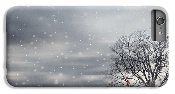 Winter IPhone 6 Plus Case by Lourry Legarde