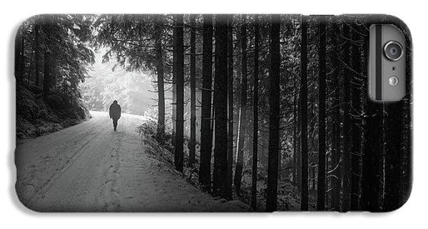 Winter Walk - Austria IPhone 6 Plus Case by Mountain Dreams