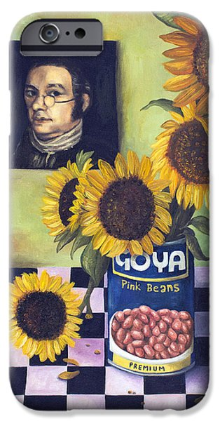 Goyas IPhone 6s Case by Leah Saulnier The Painting Maniac
