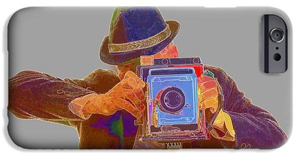 Paparazzi IPhone Case by Edward Fielding