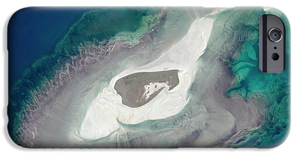 Adele Island IPhone 6s Case by Nasa