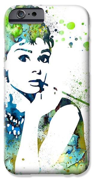 Audrey Hepburn  IPhone 6s Case by Luke and Slavi