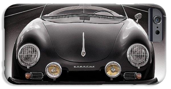 Black Speedster IPhone Case by Douglas Pittman