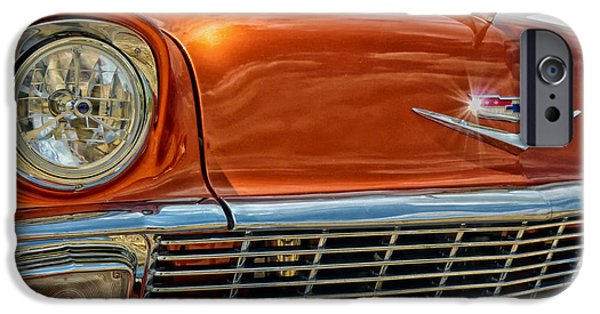 Classic Chevy IPhone Case by Mountain Dreams
