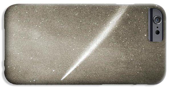 Comet Ikeya-seki IPhone Case by Detlev Van Ravenswaay