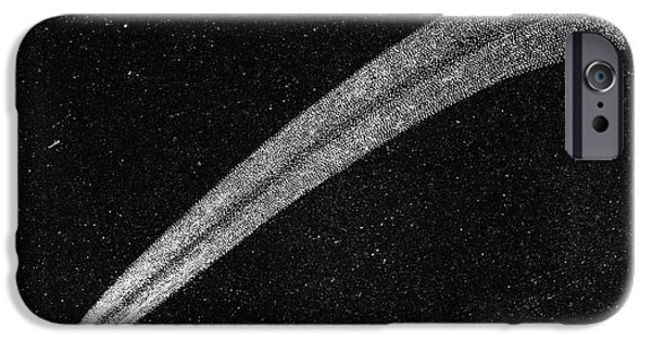 Donati's Comet Of 1858 IPhone Case by Royal Astronomical Society