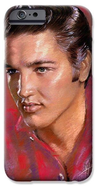 Elvis Presley IPhone 6s Case by Viola El