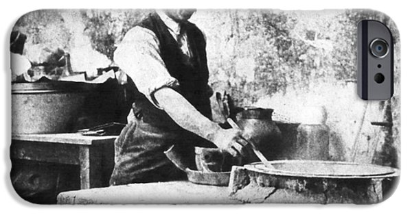 Extraction Of Radium, 1898-1902 IPhone Case by Emilio Segre Visual Archives/american Institute Of Physics