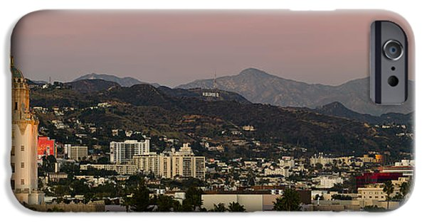 High Angle View Of A City, Beverly IPhone 6s Case by Panoramic Images