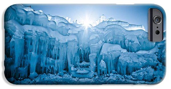 Ice Castle IPhone 6s Case by Edward Fielding