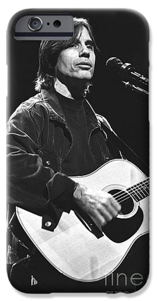 Jackson Browne IPhone Case by Front Row  Photographs