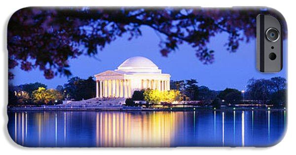 Jefferson Memorial, Washington Dc IPhone 6s Case by Panoramic Images