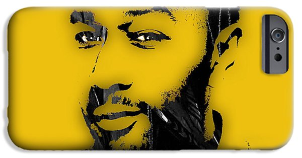 John Legend Collection IPhone Case by Marvin Blaine