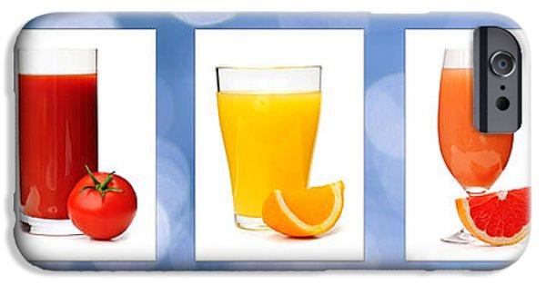 Juices IPhone Case by Elena Elisseeva