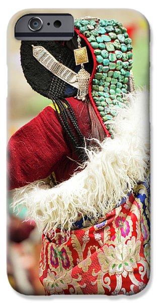 Ladakh, India Married Ladakhi Women IPhone 6s Case by Jaina Mishra