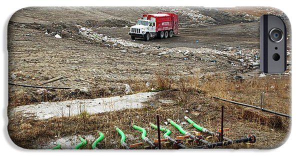 Landfill Site IPhone Case by Jim West