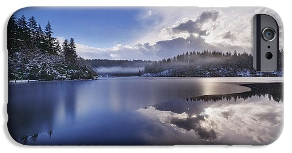 Loch Ard IPhone Case by Rod McLean