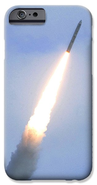 Minotaur Iv Lite Launch IPhone 6s Case by Science Source