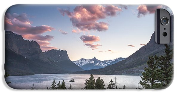Morning Colors On The Lake IPhone Case by Jon Glaser