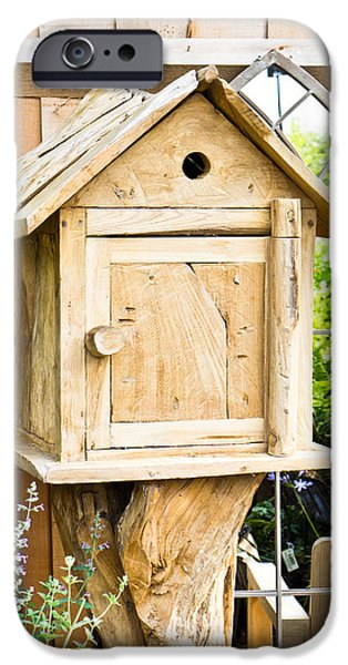Nesting Box IPhone 6s Case by Tom Gowanlock