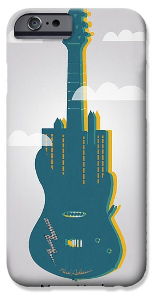 New York  IPhone 6s Case by Mark Ashkenazi