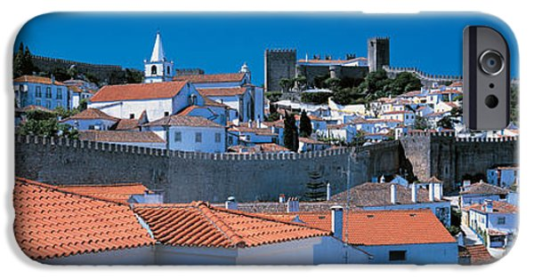 Obidos Portugal IPhone Case by Panoramic Images