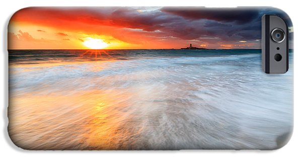 Old Lighthouse IPhone Case by Evgeni Dinev