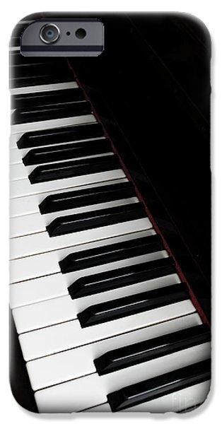 Piano IPhone Case by Jelena Jovanovic