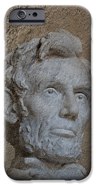 President Lincoln IPhone 6s Case by Skip Willits