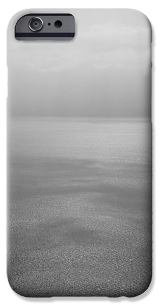 Reflection Of Clouds On Water, Lake IPhone Case by Panoramic Images