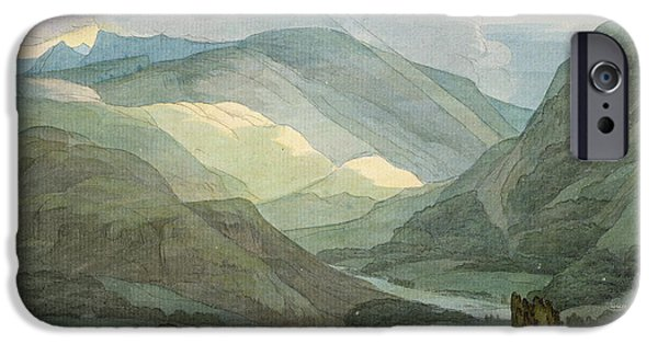 Rydal Water IPhone Case by Francis Towne