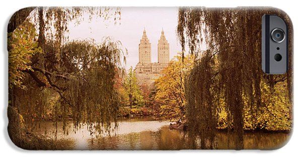 San Remo Reflections IPhone Case by Jessica Jenney