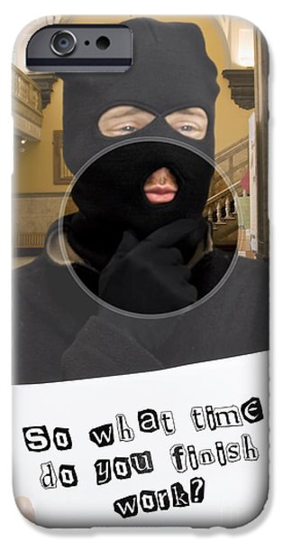 Smooth Criminal IPhone Case by Jorgo Photography - Wall Art Gallery