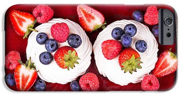 Summer Fruit Platter IPhone 6s Case by Jane Rix