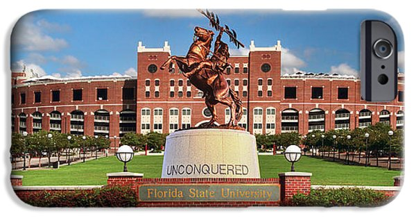 Unconquered IPhone 6s Case by John Douglas