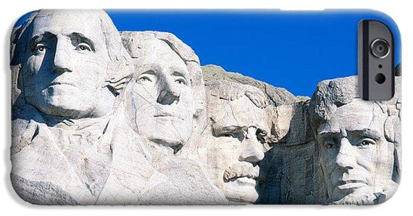 Usa, South Dakota, Mount Rushmore IPhone Case by Panoramic Images