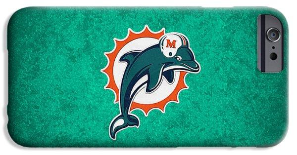 Miami Dolphins IPhone 6s Case by Joe Hamilton
