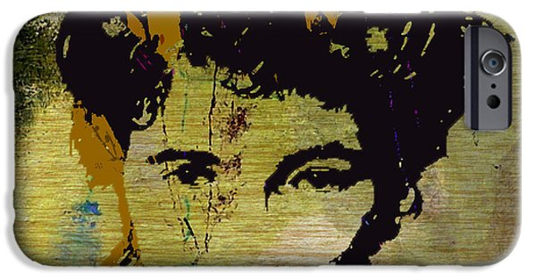 Bruce Springsteen IPhone 6s Case by Marvin Blaine