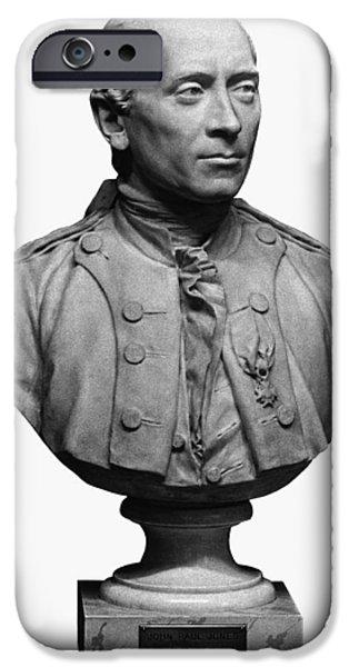 John Paul Jones (1747-1792) IPhone Case by Granger