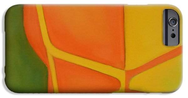 143 'yellow Or' IPhone Case by Gregory Otvos