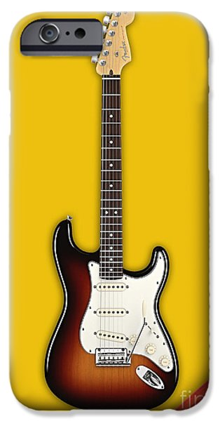 Fender Stratocaster Collection IPhone 6s Case by Marvin Blaine