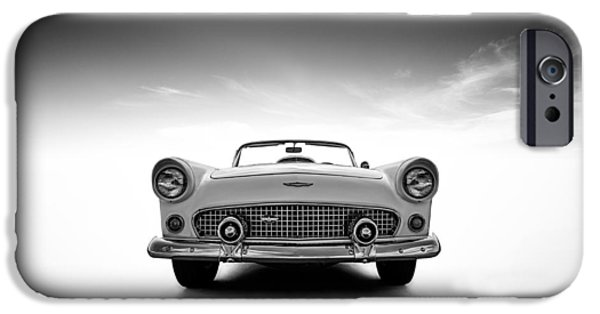 1956 Thunderbird IPhone Case by Douglas Pittman