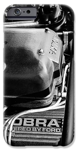 1965 Shelby Prototype Ford Mustang Paxton IPhone 6s Case by Jill Reger
