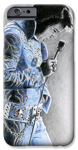 1972 Light Blue Wheat Suit IPhone 6s Case by Rob De Vries